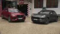 Match : Porsche Macan / Jaguar F-Pace