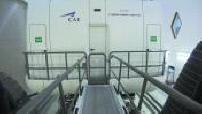 Simulateur de vol au CAE