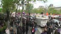 Défilé du 1er mai à Paris 2/2