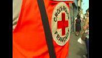 Adriana Karembeu à Rennes pour la Croix rouge (ILL Croix Rouge)