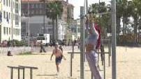 Muscle Beach de Venice
