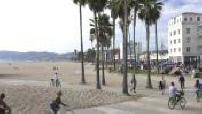 Bord de mer à Venice Beach