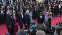 OFF Première montée des marches du jury du 70ème festival de Cannes