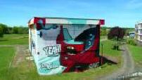 PTT center transformed into a mecca of street art