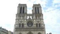 Extérieurs Notre Dame de Paris