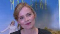 """Itw. d'Isabelle Carré pour la sortie de """"Comment j'ai rencontré mon père"""", de Maxime Motte"""