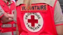 Adriana Karembeu à Lille pour lancer la campagne de la Croix-Rouge