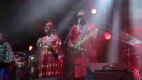 Festival Mawazine : Numéros de cirque / Concert d'Amadou et Mariam