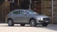 New Maserati Levante
