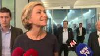 Siège LR : ITW Nadine Morano, Valérie Pécresse, Roger Karoutchi et Daniel Fasquelle