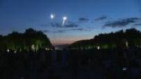 Les Grandes Eaux Nocturnes de Versailles : feu d'artifice