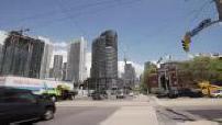 traffic in Toronto