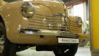 Renault Classic vintage car exhibition