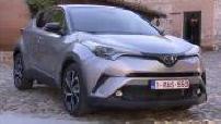 Nouveauté : la Toyota C-HR
