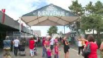 The wine fair Alsace Colmar