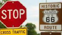 Plateaux - Emission spéciale : Route 66 (04/22)