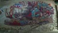 Street Art les graffitis, un art qui s'expose à Argancy