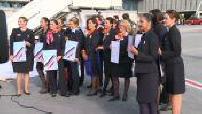 Victoire de la candidature de Paris 2024 Retour de Lima de la délégation française