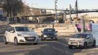 Match : Renault Clio IV / Peugeot 208 / Citroën C3