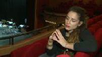 """Interview de Audrey Dana pour la sortie de sa pièce """"indociles"""""""