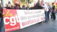 Réforme du code du travail : manifestations en régions