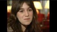 "ITW Charlotte Gainsbourg for ""Suspicion"""
