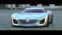 Exclusive Renault Trézor Concept