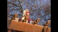 Tournage clip Ma liberté de penser de Florent Pagny