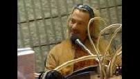 Florent Pagny en promotion d'Ailleurs Land : NRJ, Maison de la Radio, Europe 1