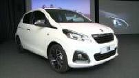 Peugeot 108 Presentation