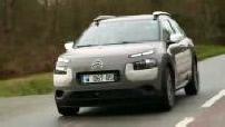 Citroën C4 Cactus rolling