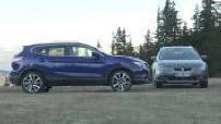 Match : Nissan Qashqaï / Seat Leon X-perience