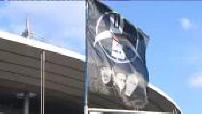 Concert U2 au Stade de France : illustrations file d'attente