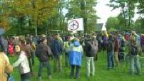 Notre-Dame-des-Landes : manifestation des zadistes malgré la médiation en cours