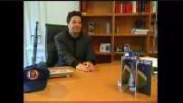 """ITW Christian Clavier pour """"Les couloirs du temps"""""""