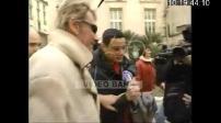plainte pour abus sexuel : Johnny Hallyday confronté à son accusatrice au tribunal de Nice