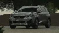 Nouveauté : la Peugeot 5008