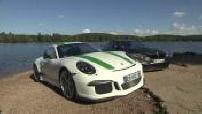 Match : Porsche 911 R / BMW M4 GTS