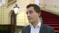 Case Jouyet / Fillon: ITW Gerald Darmanin
