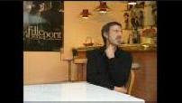 """Interview Daniel Auteuil pour """"La fille sur le pont"""""""
