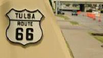 Route 66 : Oklahoma : Tulsa et Claremore