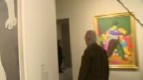 """Exposition """"Botero, dialogue avec Picasso"""" à Aix en Provence en présence de Botero (1/2)"""