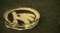 Visite d'une verrerie fabriquant le logo Skoda