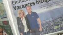 Vacances marseillaises pour le couple présidentiel français