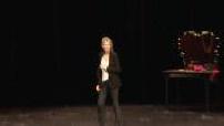 Audrey Lamy: Spectacle au palais des glaces