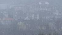 OFF - Météo : il neige à Longwy