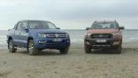 Match : Volkswagen Amarok / Ford Ranger