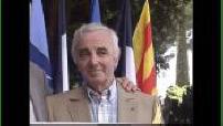 """Charles Aznavour reçoit la palme d'or de la ville de Cannes + ITW Kader Ayd et Doudou Masta pour le film """"Ennemis publics"""""""