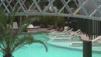 Piscine de l'hotel Ushuaia Ibiza Beach Hotel