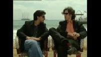 """Les Patriotes"" : Itw Yvan Attal & Eric Rochant"